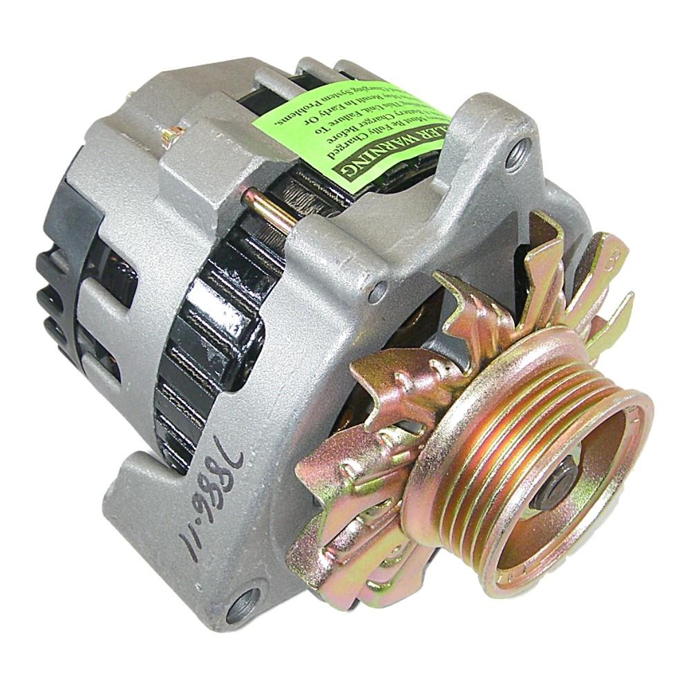 Suncoast Automotive Products 7886-11 Remanufactured Alternator