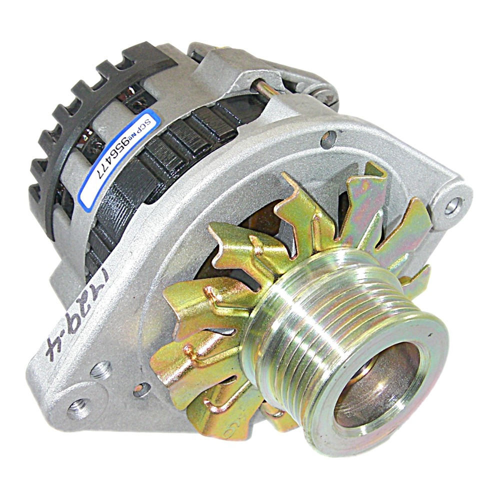 Suncoast Automotive Products 7929-4 Remanufactured Alternator