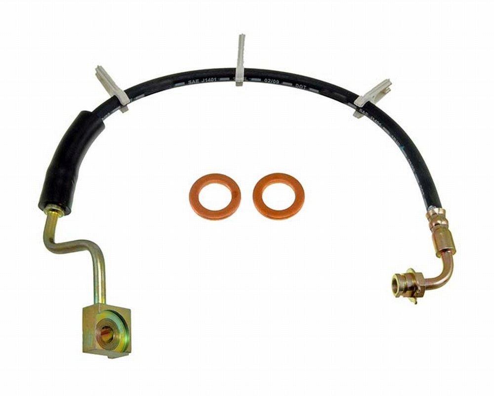 Tru-Torque/Allparts H380323 Brake Hydraulic Hose