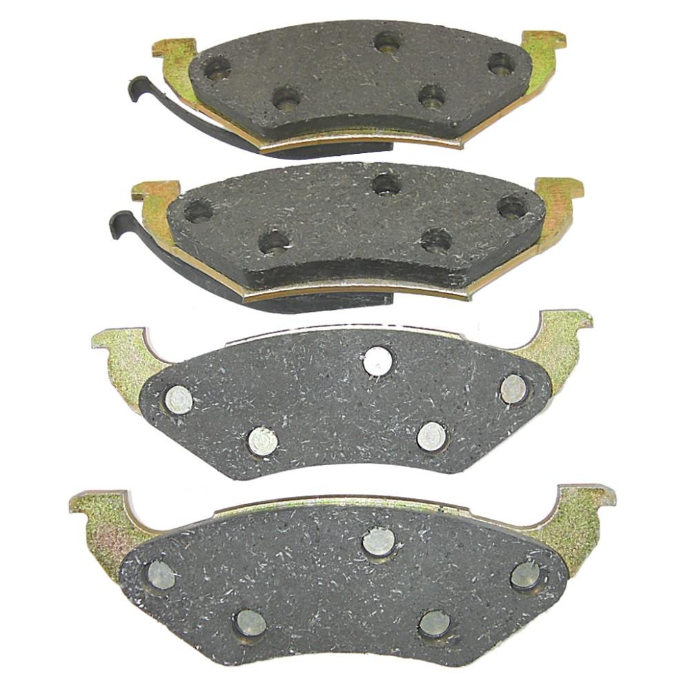 White Box AFRD544 Disc Brake Pads