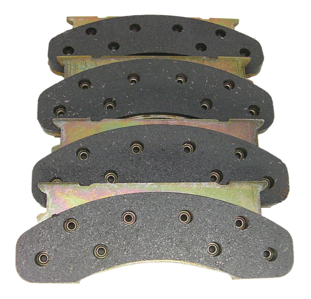 World Brake MKD120 Disc Brake Pads